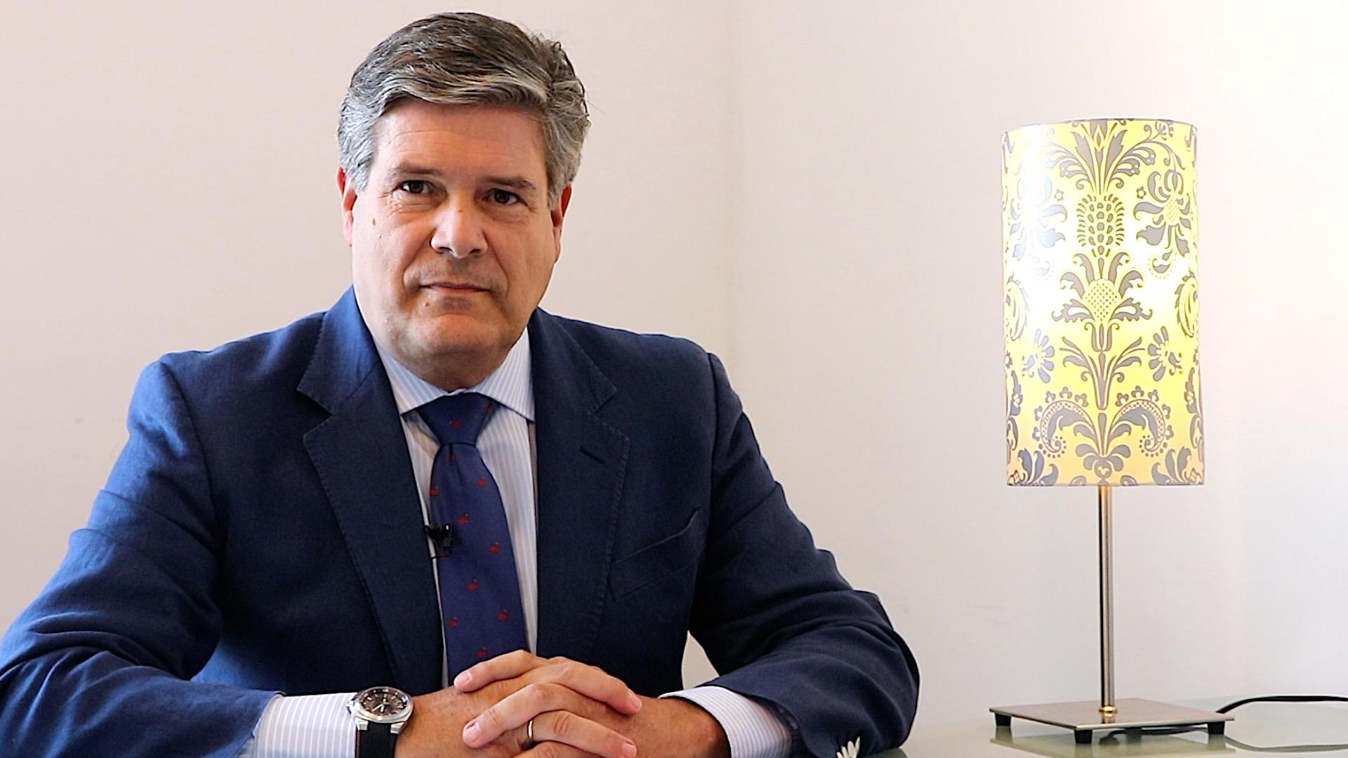 Bartolomé Borrego, Vocal de Nuevas Tecnologías en la AEAT de Andalucía