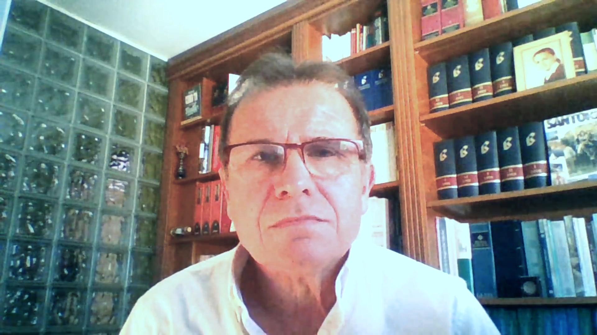 Alberto Paramio, Inspector de Trabajo y Seguridad Social