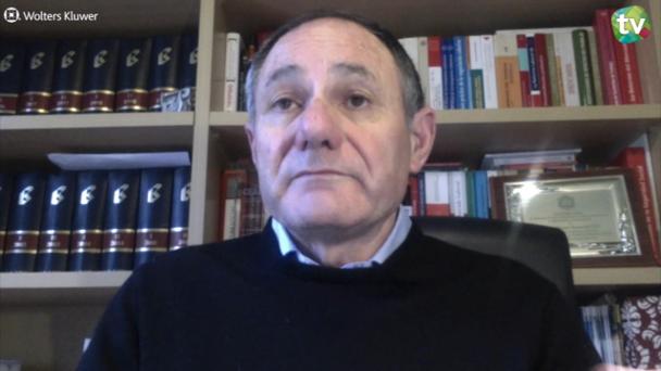 Antonio Benavides, abogado, graduado social y ex Inspector de Trabajo y Seguridad Social
