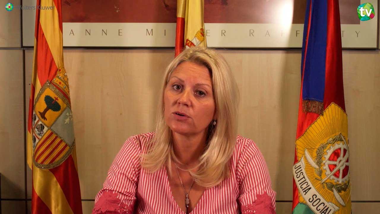 Pilar Lachica, trabajadores autónomos económicamente dependientes