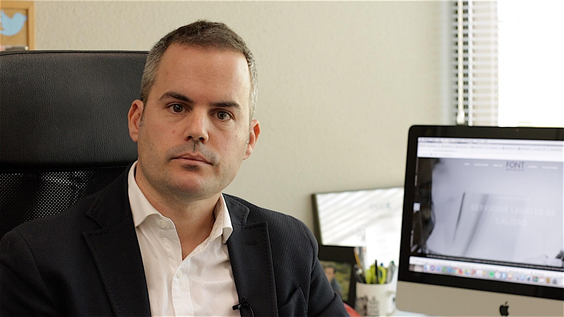 Eloi Font, el derecho al testamento digital