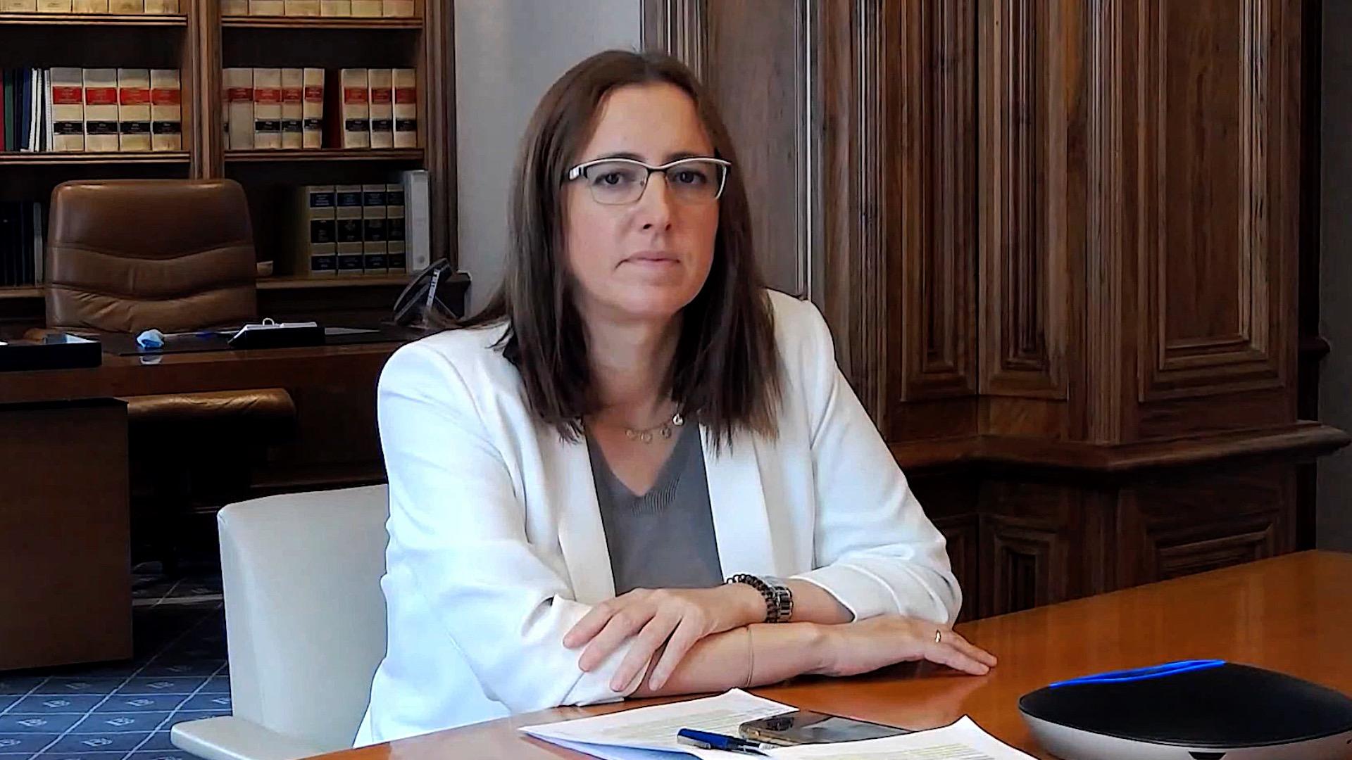 María Barturen, Socia de la División Laboral de Barrilero y Asociados
