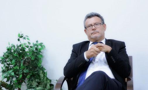 Alfonso Hernandez, la mediación laboral