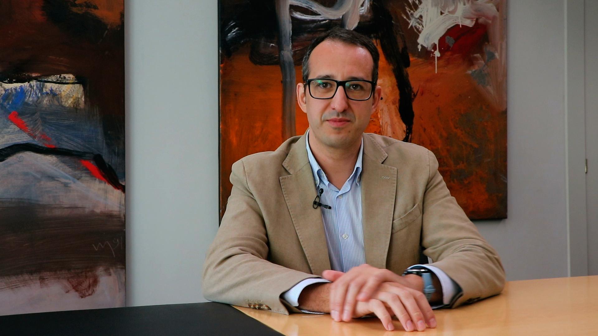 Nacho Amadoz, contratos inteligentes