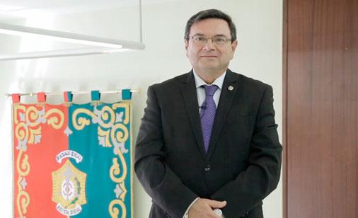 Rafael Ruiz, el papel de los graduados sociales en la prevención de los riesgos laborales