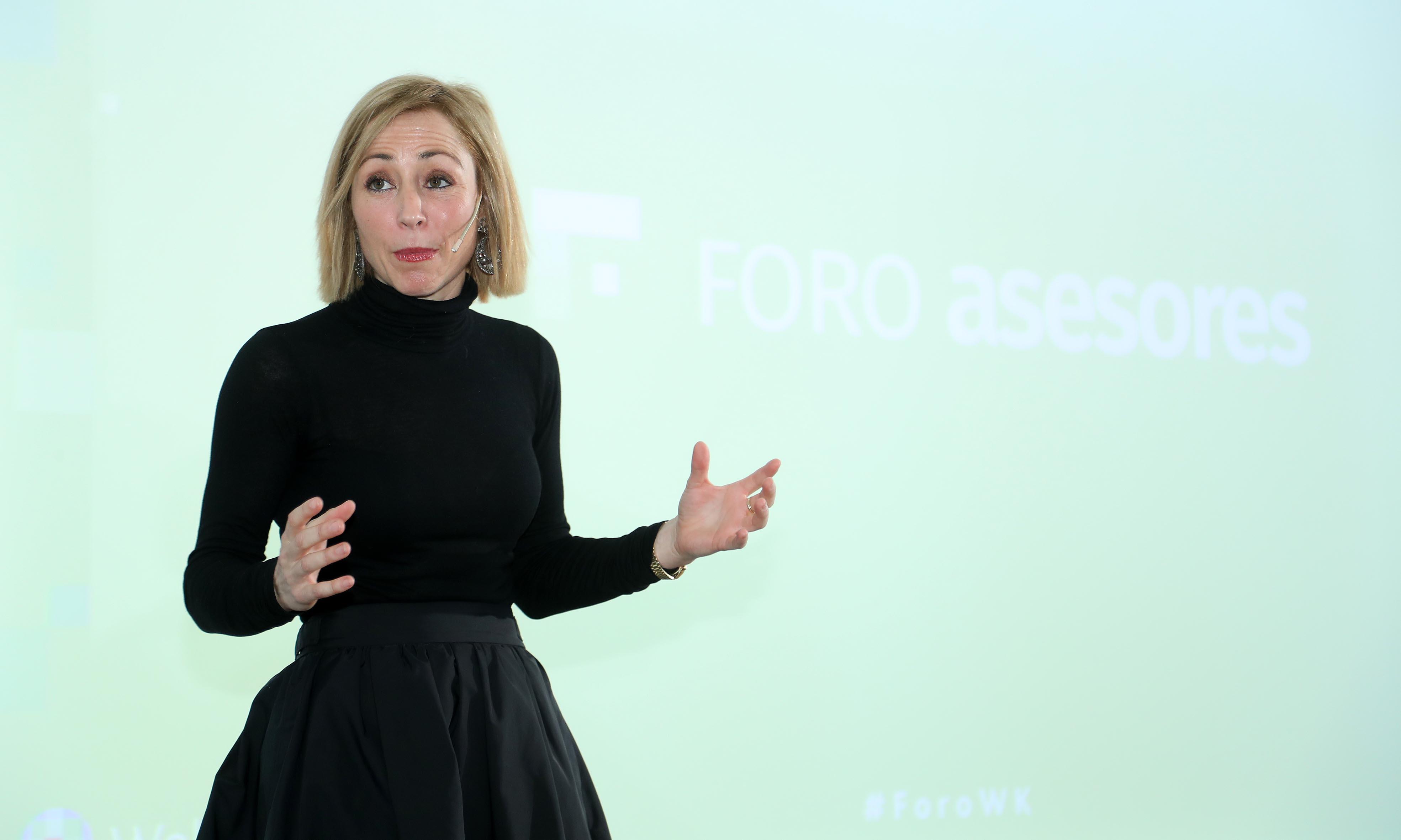 Paula Fernández, marca personal