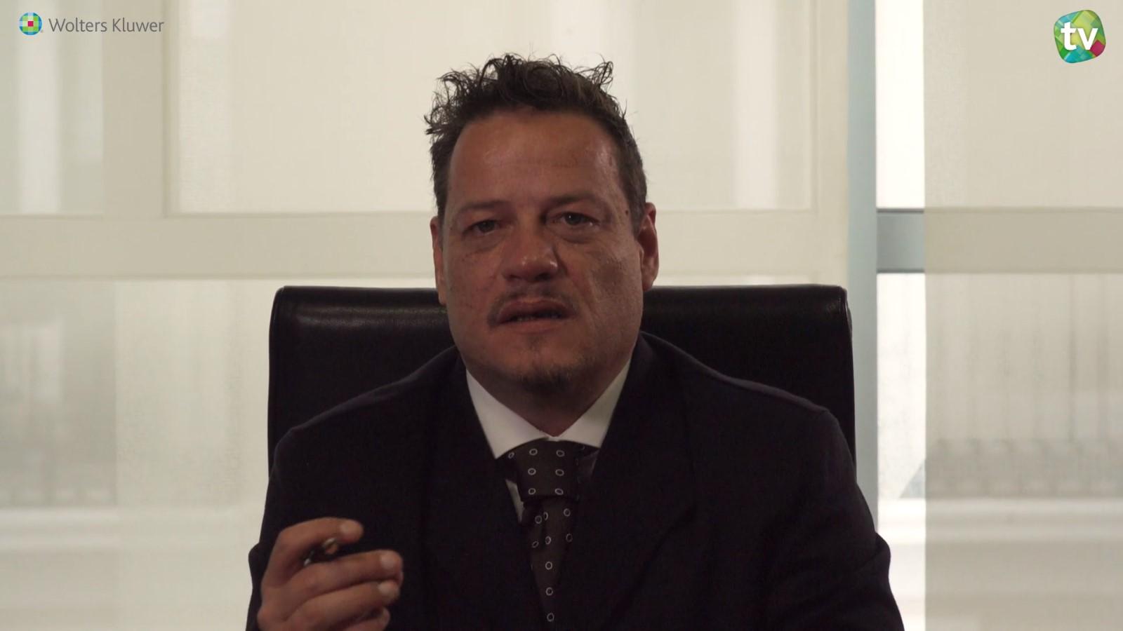 David Oroz, los planes de igualdad para pymes