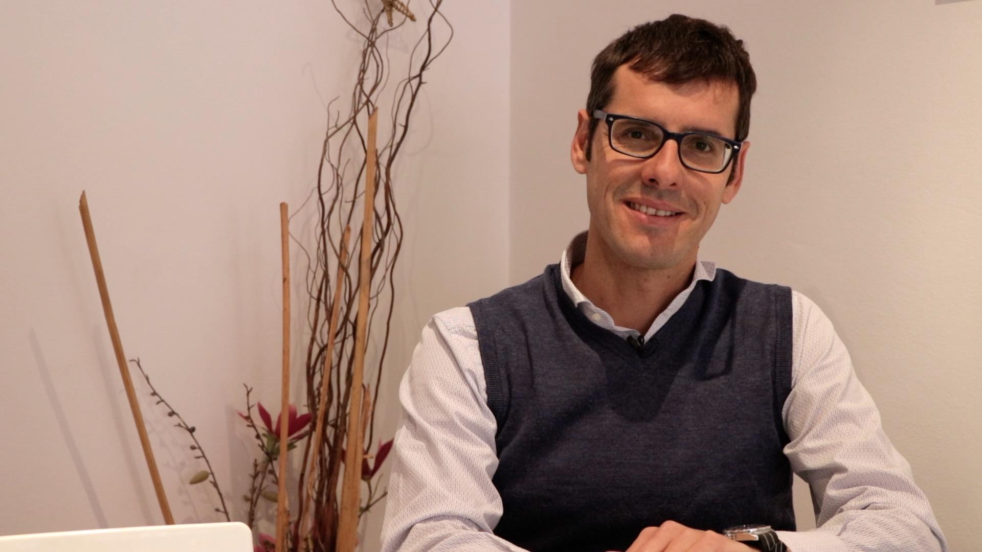 Oriol López, productividad sin estrés en el despacho