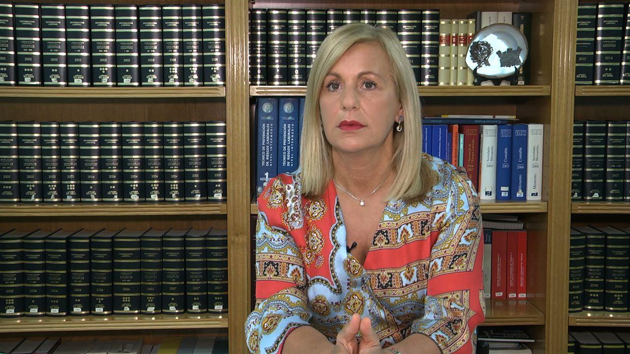 Susana Soneira, implantar el registro salarial