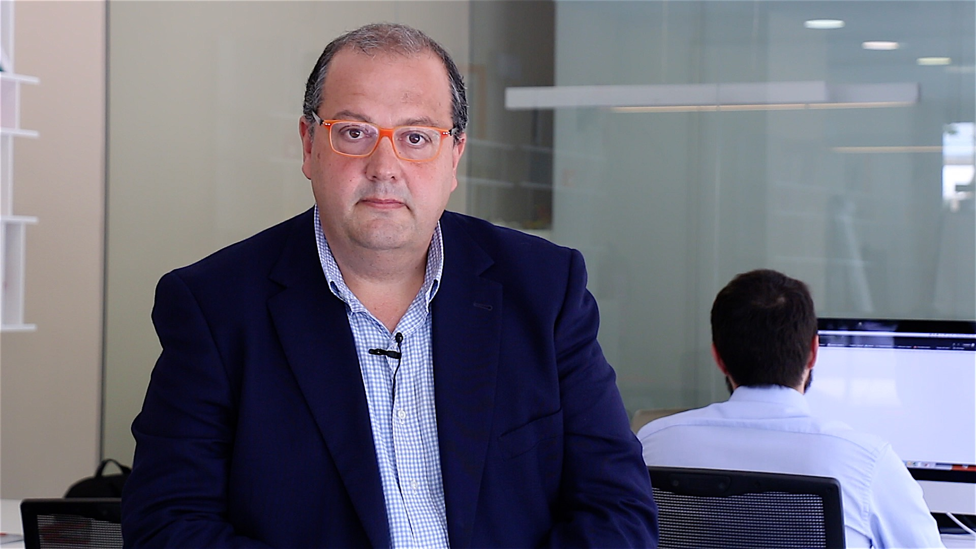 Antonio Izquierdo, motivos de compraventa e integracion entre despachos profesionales